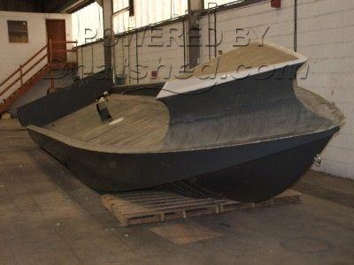 Crompton 12.5m RIB DDC Bare Hull
