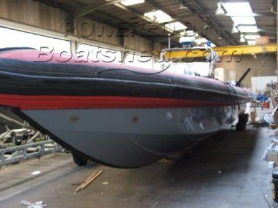 Crompton 12.5m Sea Cougar RIB