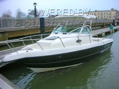 Caravelle Seahawk 25 Sports Fisher