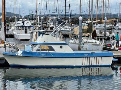 Glaser 30 Workboat / Crabber