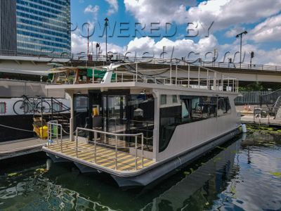 Float8 Houseboat One 12m