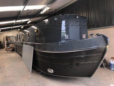Narrowboat 57ft Semi Traditional
