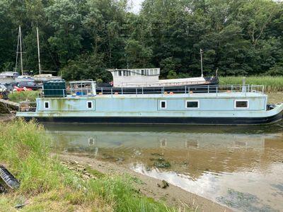 Replica Dutch Barge 65ft
