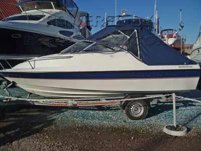 Bayliner 192 Cuddy