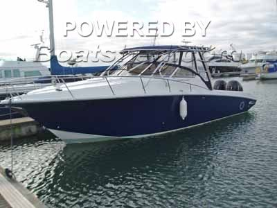 Fountain Fountain 33 Sport Fish Crusier