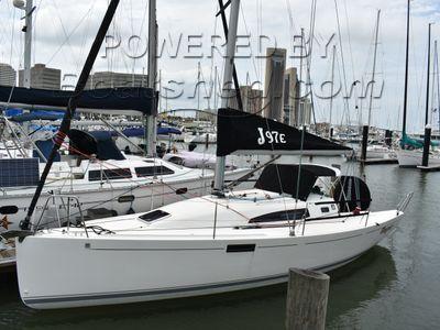 J Boats J/97e Racing Sloop