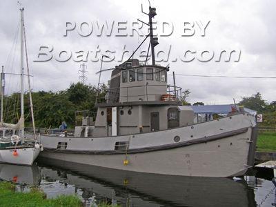 TID 174 Admiralty Tug