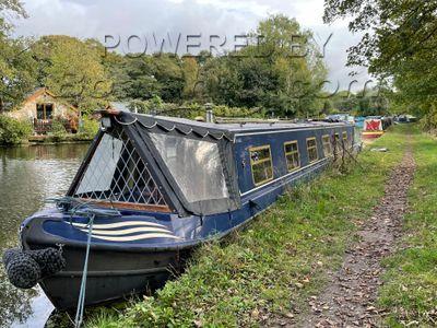 Narrowboat 58ft Semi Trad
