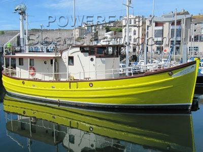 MFV Cruising Houseboat 60