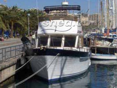Island Gypsy 44 Trawler