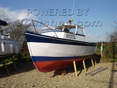 25ft Fishing Boat