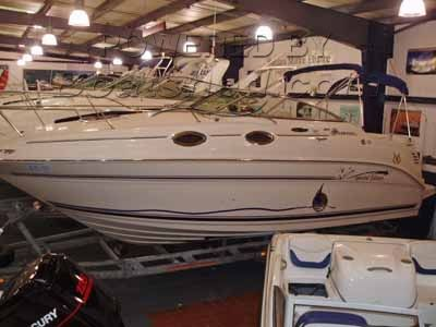 Sea Ray 240 Sundancer Special Edition