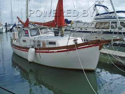 Tralaren Tralaren 30 motor sailor