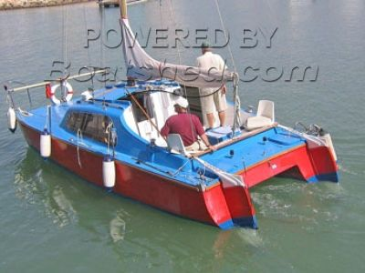 Hirondelle 6.90 Catamaran sail boat