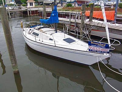 Clark Boat Company San Jaun 30