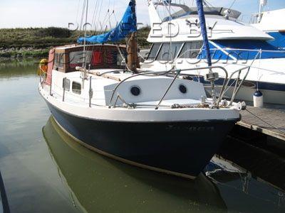 Nordic 8.1 Motor Sailor