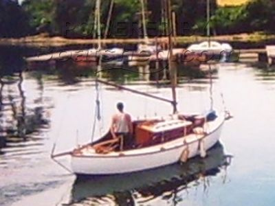 Hillyard Classic Wooden sailboat Project