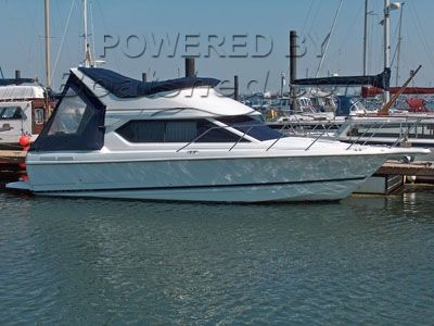 Bayliner 2858 Diesel Flybridge Cruiser