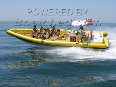 RIB Kevlar Hull & Thrill Ride Business