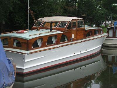 Graham Bunn Classic Broads Cruiser