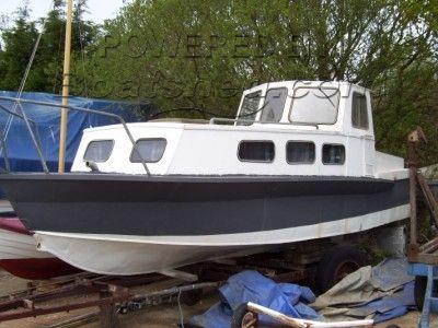 Inland Steel Cruiser/Fishing Boat