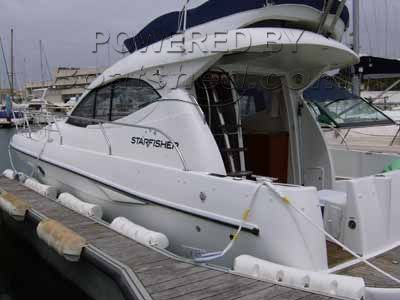 star fisher 34 cruiser