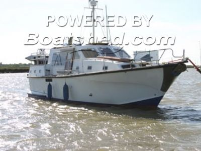 Marine Mouldings & R F Upson Bullet 38 (Modified)