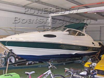 Regal 2150 Bowrider sports boat