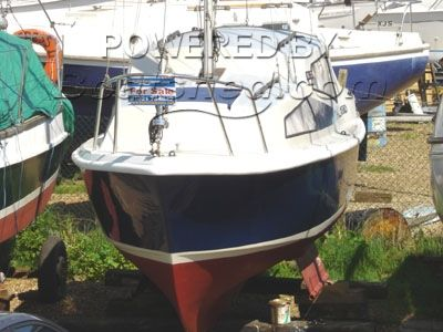 Motor Sailor 21ft