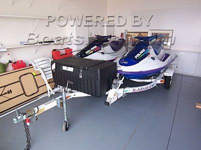 Polaris SLTH 700 & SLTX 1050 Waverunners