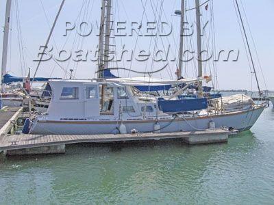 Ferro Cement Motor sailer 40