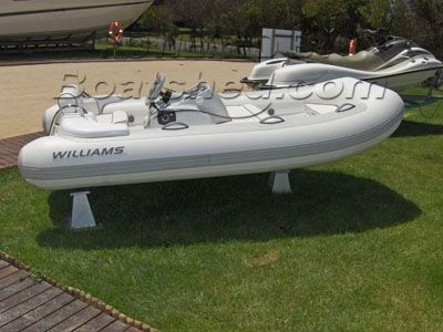 Williams 325 Jet Tender rib