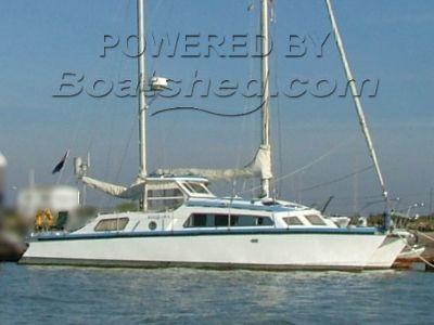 Solaris 12m Catamaran