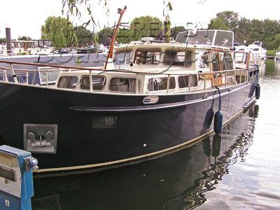 Dutch Motor Boat