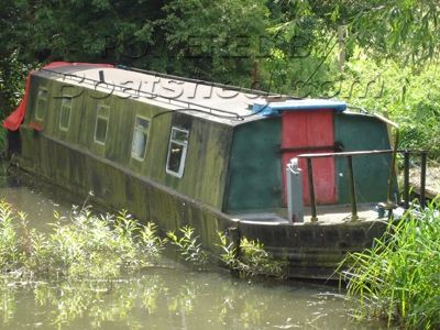 Narrow Boat 72ft