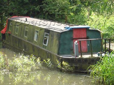 Narrow Boat 72ft