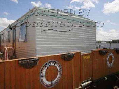 Aluminium Houseboat