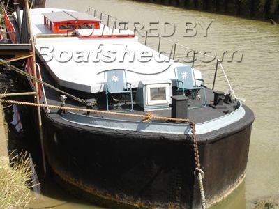Blackwater Barge