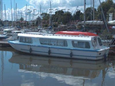 Norfolk Broads Crusier