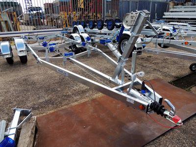 Marlin 1300kg Braked-Single Axle