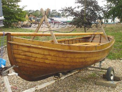 McNulty Longstone 12ft Lug Sailing Dinghy