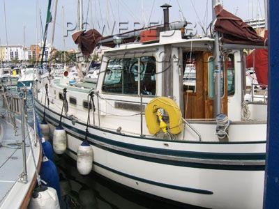 Banjer 37 Motor Sailer
