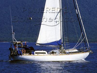 Blue water cruiser - Valiant 46