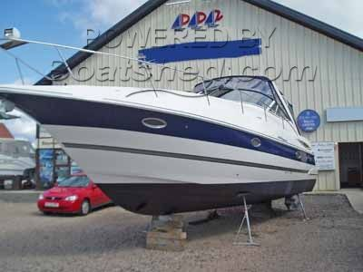 Ted Brewer Cruisers Yachts 340 Express