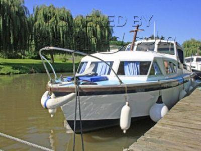 Seamaster 29 motorcabin cruiser