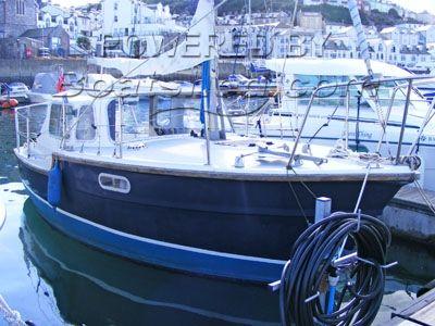 Motor Sailer Cox 22