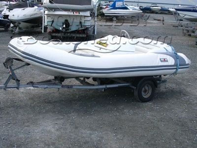 Avon Sea Sport 400 DL Jet Rib