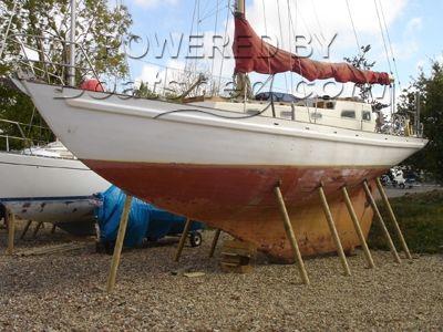Wooden  Classic Sloop 35