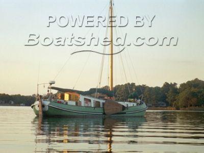 Dutch Sailing Tjalk