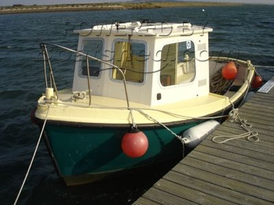 Cheverton 18ft Workboat